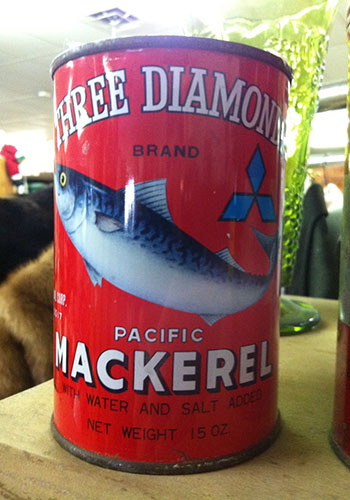 Three Diamond Mackerel